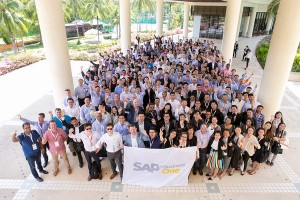 SAP Philippines at the SAP Business One Innovation Summit 2016