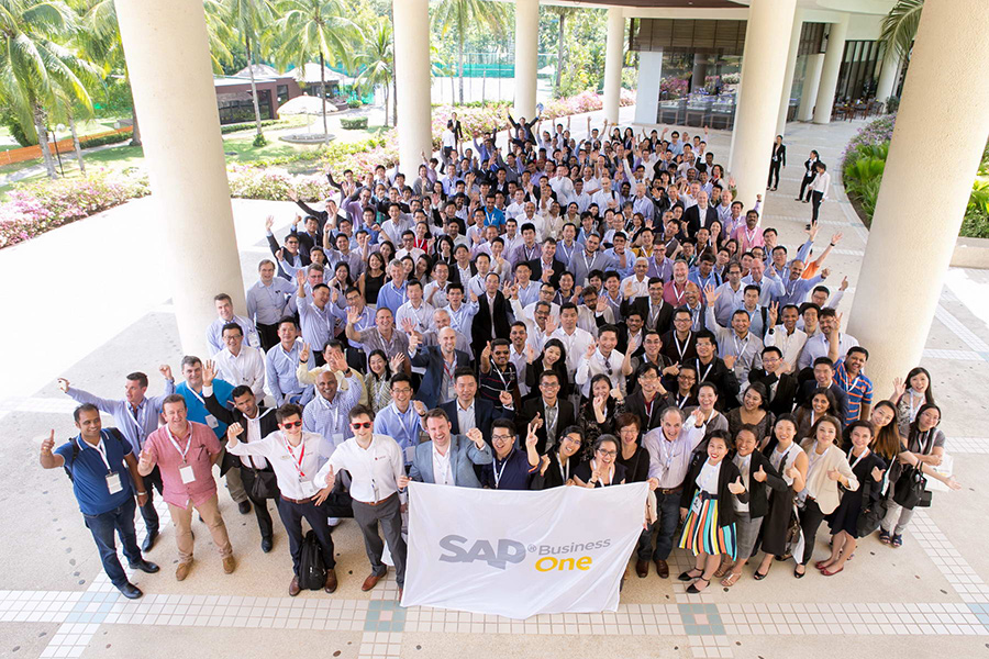 SAP Philippines at SAP Business One Innovation Summit 2016