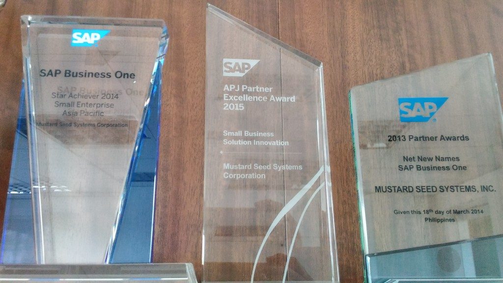 SAP-Philippines-Awards-and-recognitions