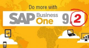 SAP Business One 9.2 Key Features