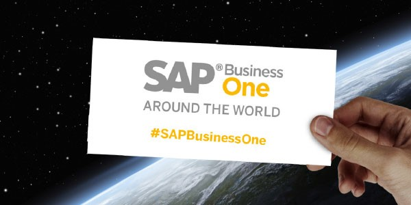 Be a superhero - SAP Business One Around the World