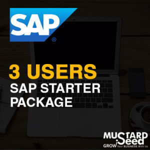 3 User Starter SAP Philippines