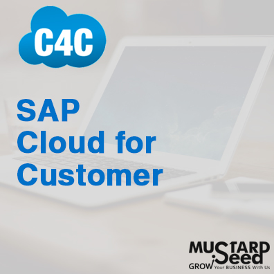 Cloud for Customer